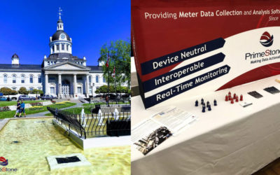 PRIMESTONE ATTENDED EDA UPPER CANADA DISTRICT METERING TECHNOLOGIES CONFERENCE, IN KINGSTON, ONTARIO MAY 23RD AND 24TH, 2018