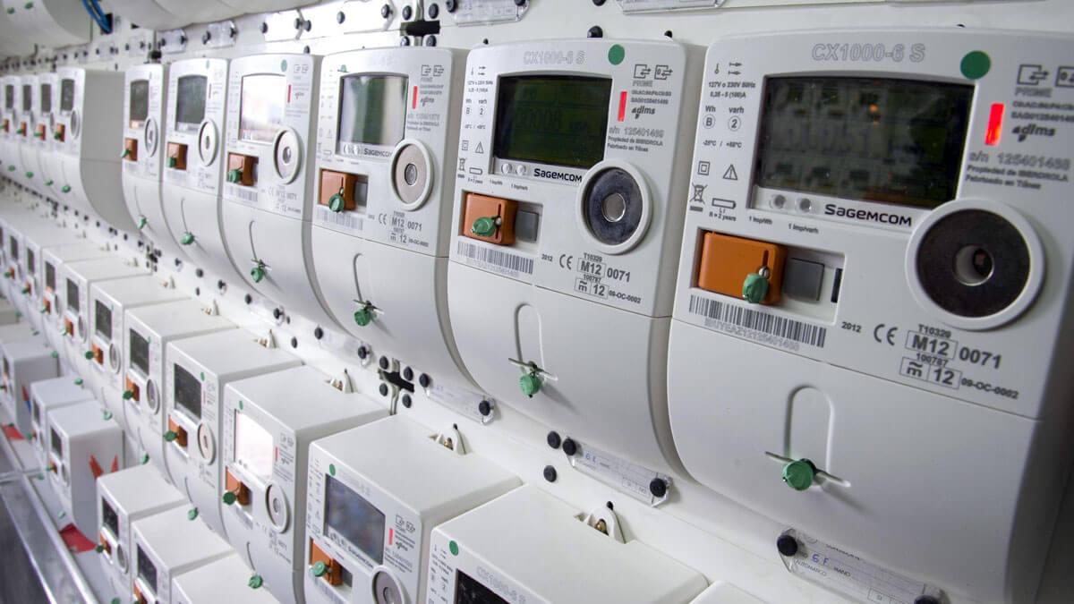 medidores de corriente