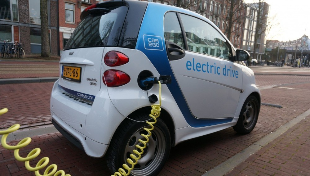 Energy transformation in electric vehicles