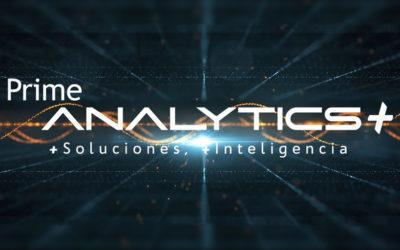 PrimeStone lanza su nueva plataforma PrimeAnalytics +
