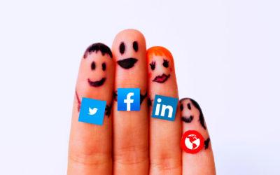 Únete a nuestras redes sociales